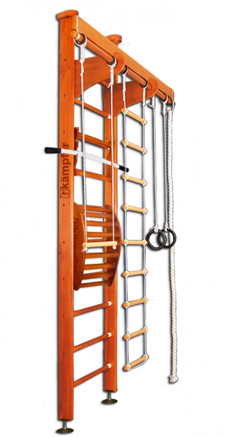 Домашний спортивный комплекс Kampfer Wooden Ladder Maxi Ceiling F0000003624Спортивные комплексы<br>Домашний спортивный комплекс Kampfer Wooden Ladder Maxi Ceiling F0000003624<br>
