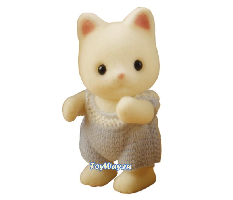 Купить Sylvanian Families - Малыш Котёнок