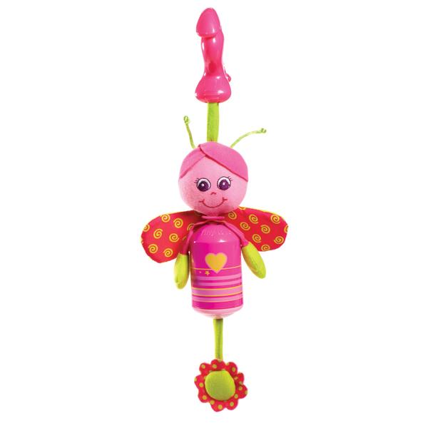 Подвеска колокольчик Софии бабочка 1 - Детские погремушки и подвесные игрушки на кроватку, артикул: 49055