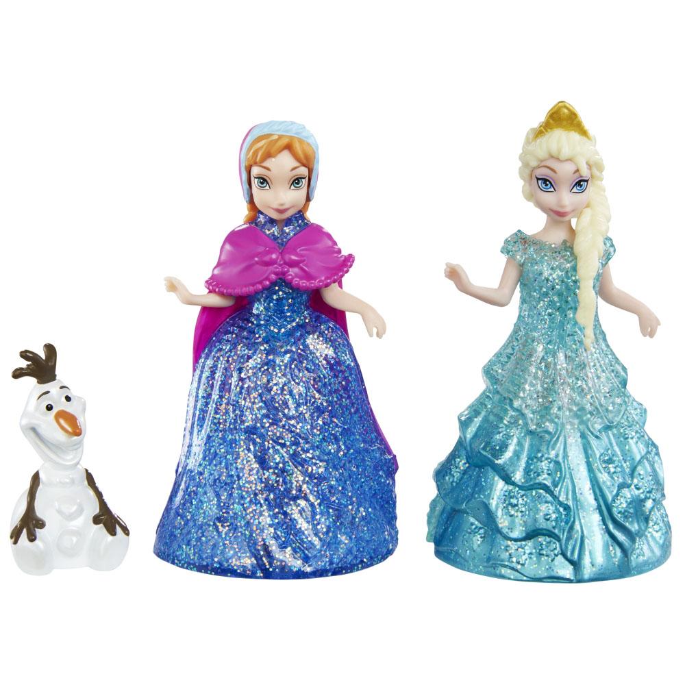 Disney Princess - Анна, Эльза и ОлафКуклы холодное сердце<br>Disney Princess - Анна, Эльза и Олаф<br>