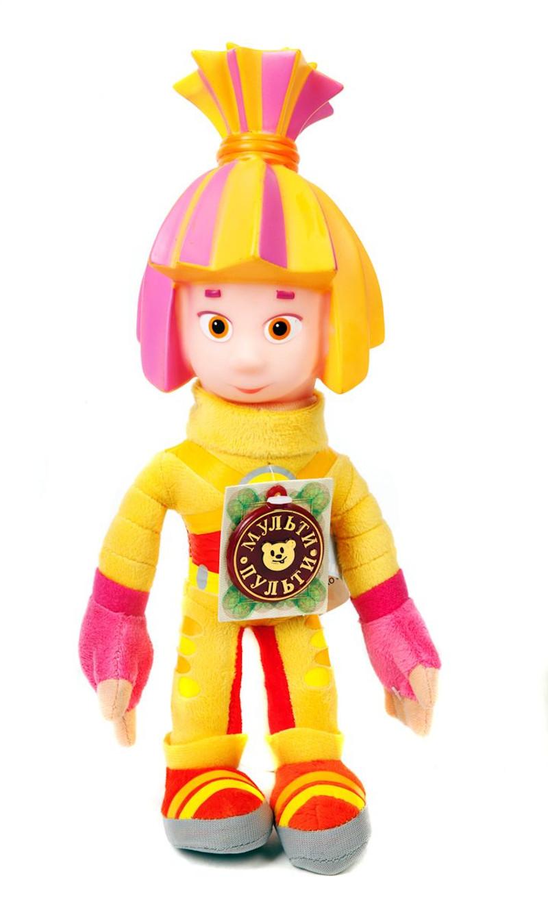 Купить Мягкая игрушка Симка из серии Фиксики, озвученный, со светом, 28 см., Мульти-Пульти
