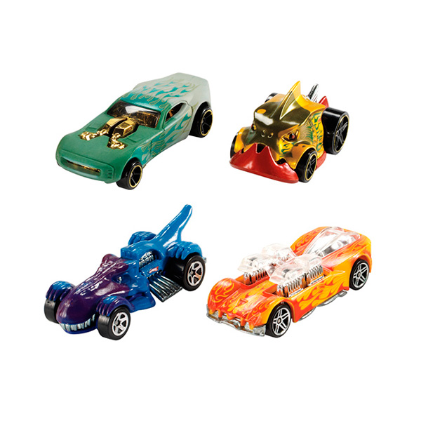 Hot Wheels. Машинки - Color ShiftersHot Wheels<br>Hot Wheels. Машинки - Color Shifters<br>