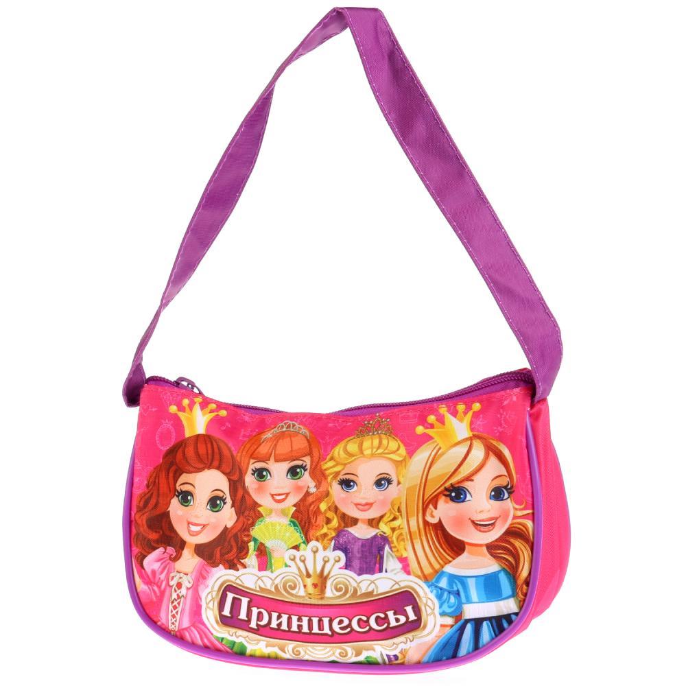 Сумочка для девочки - Принцесса