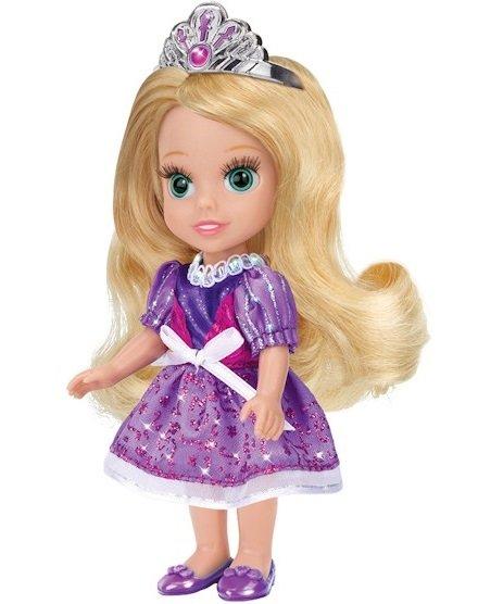 Кукла Disney Princess – Рапунцель со звуком, 15 смКуклы Карапуз<br>Кукла Disney Princess – Рапунцель со звуком, 15 см<br>