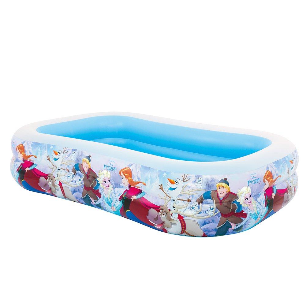 Купить Надувной бассейн Disney Холодное сердце 262 х 175 х 56 см., Intex