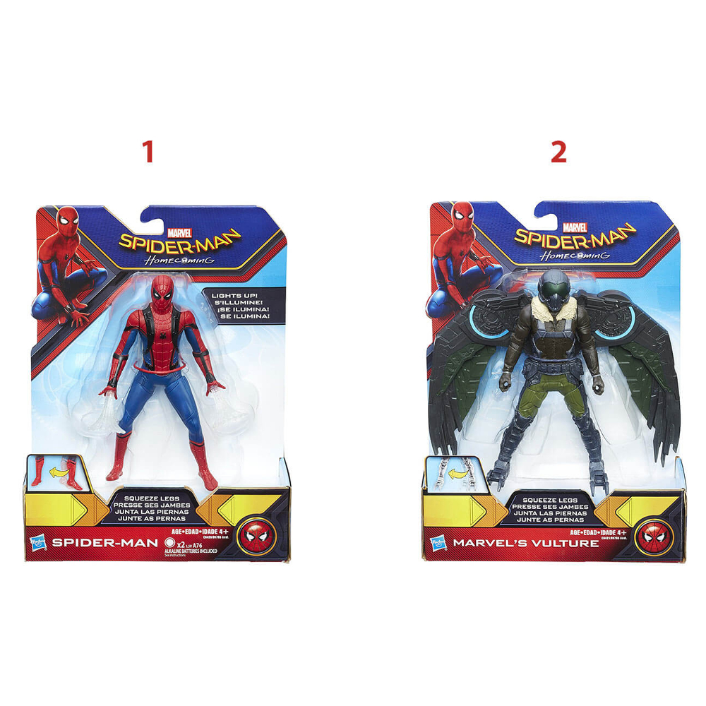 Фигурка из серии Человек-паук, 15 смSpider-Man (Игрушки Человек Паук)<br>Фигурка из серии Человек-паук, 15 см<br>