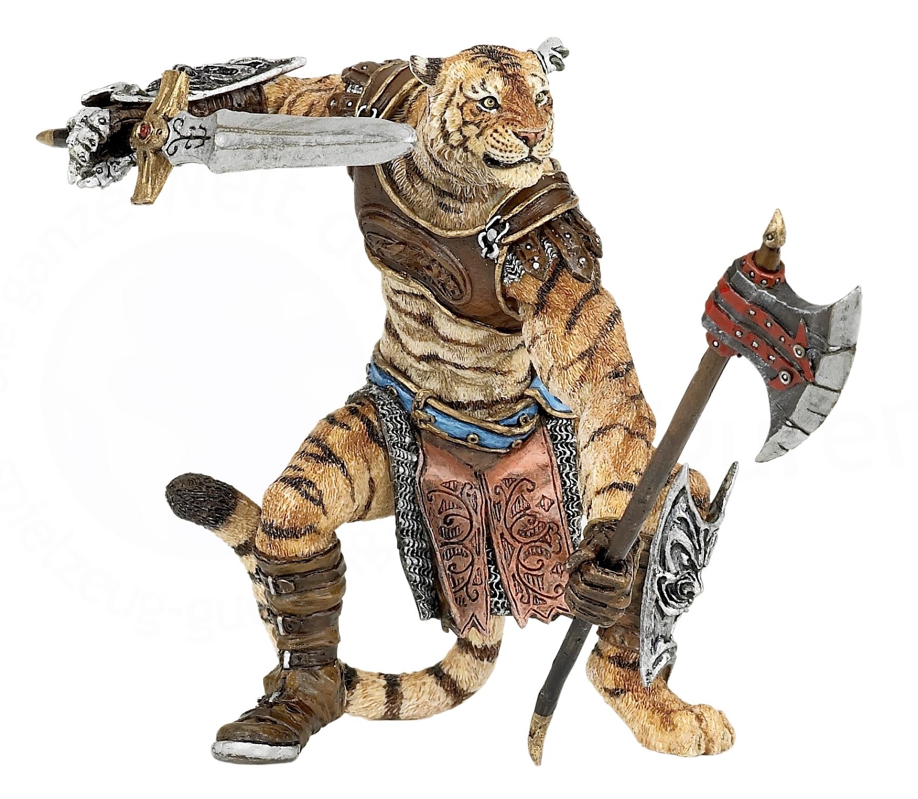 Человек-тигр - Замки, рыцари, крепости, пираты, артикул: 82544