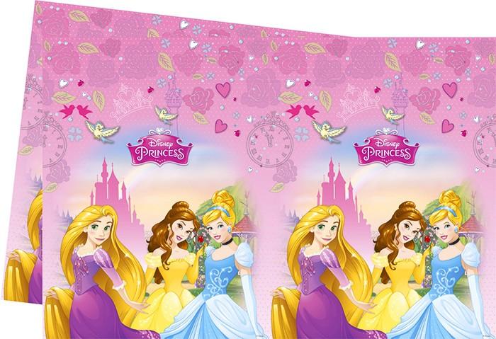Скатерть - Принцессы Мечты, 1,2 х 1,8 мПринцессы Дисней<br>Скатерть - Принцессы Мечты, 1,2 х 1,8 м<br>
