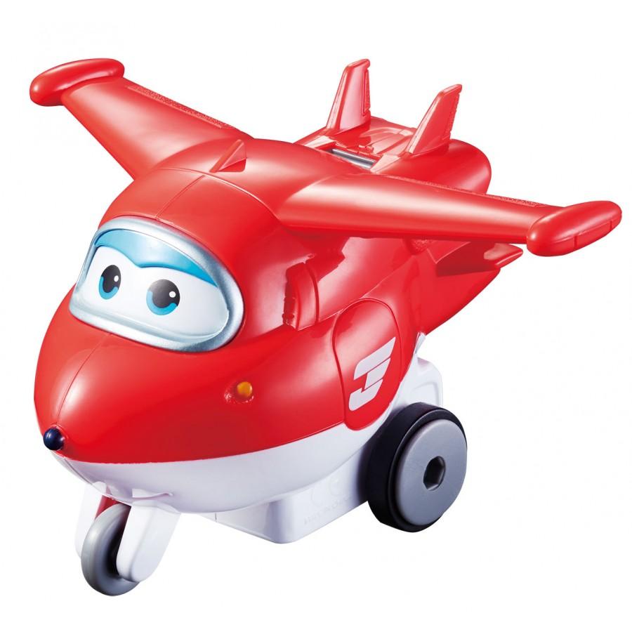Инерционный самолет Джетт из серии Супер КрыльяСупер Крылья (Super Wings)<br>Инерционный самолет Джетт из серии Супер Крылья<br>