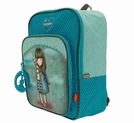 Квадратный рюкзак - Hush Little Bunny