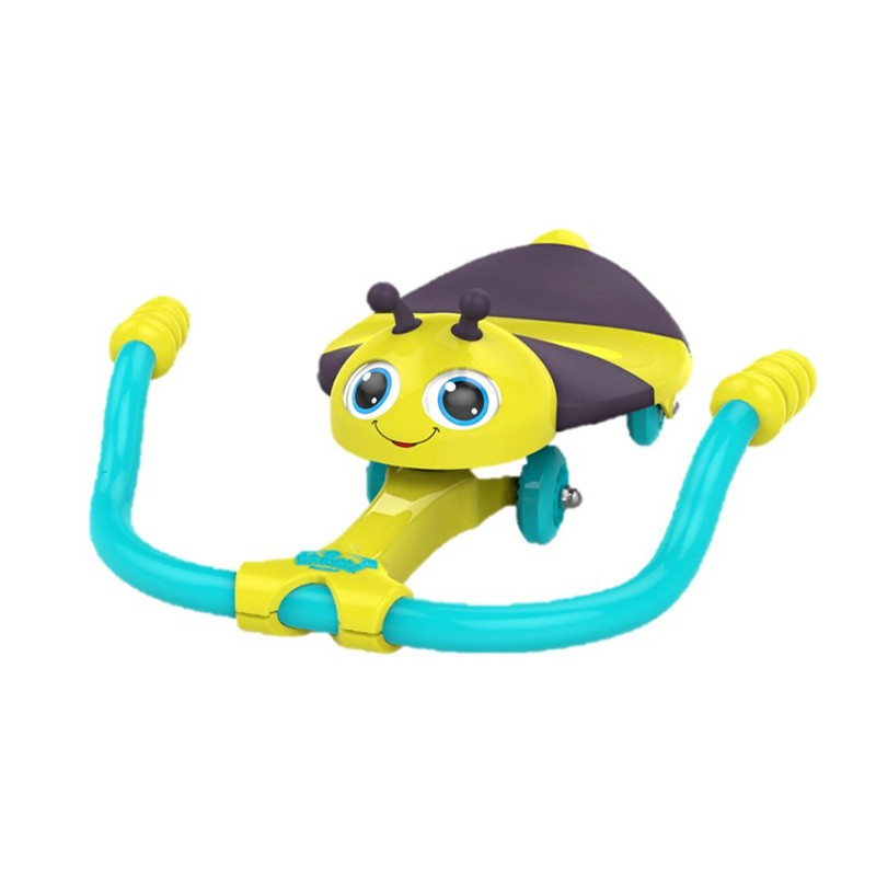 Каталка Twisti Lil Buzz с механическим управлениемМашинки-каталки для детей<br>Каталка Twisti Lil Buzz с механическим управлением<br>