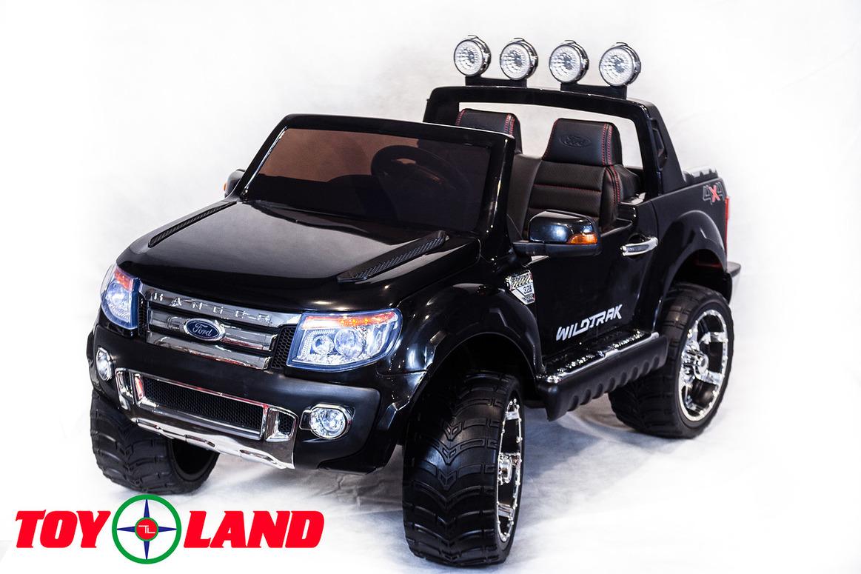 Купить Электромобиль - Ford Ranger 2016 New, черный, ToyLand