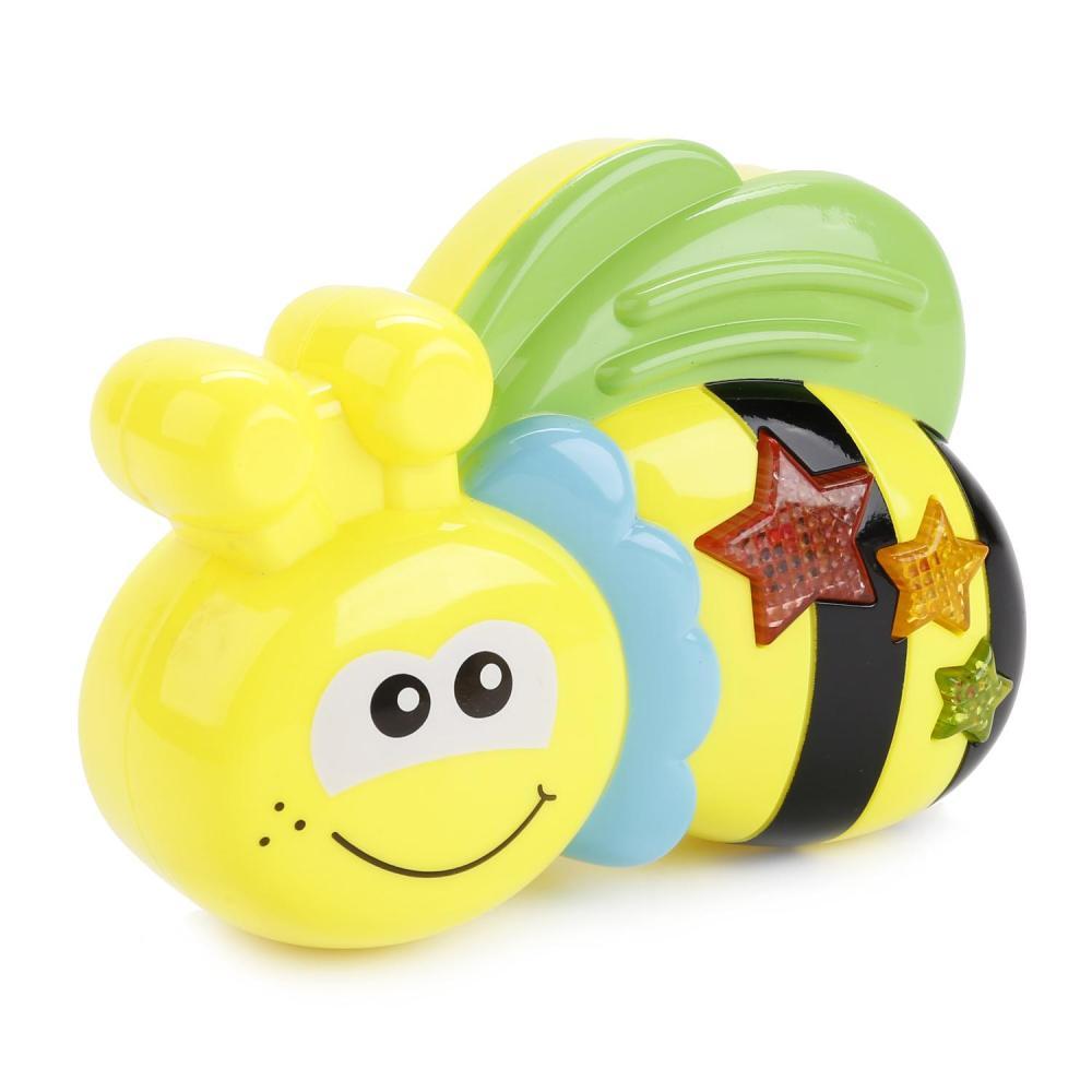 Купить Игрушка – Пчелка, со светом и звуком, песенка из мультфильма, Умка