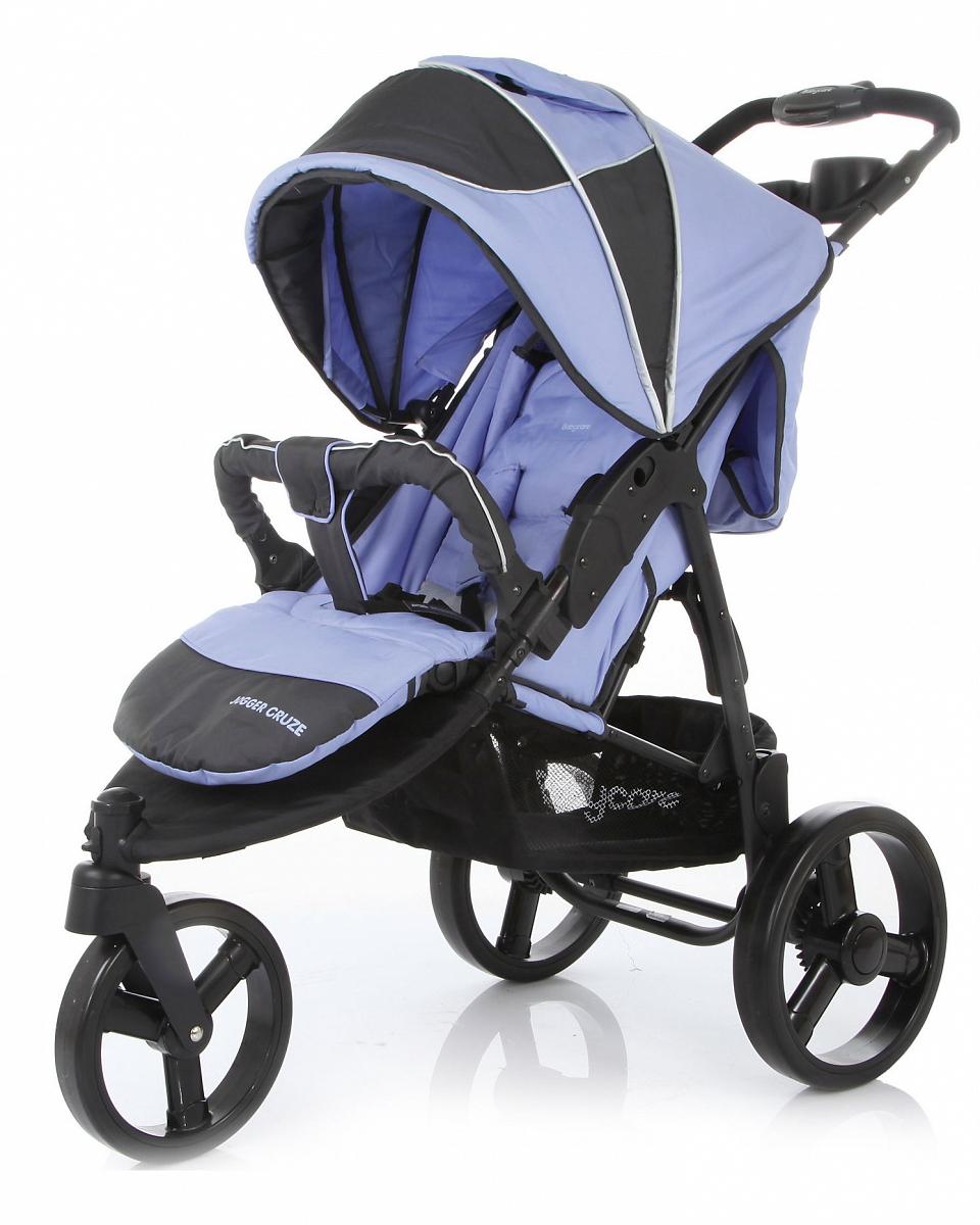 Коляска прогулочная Jogger Cruze, violetДетские коляски Capella Jetem, Baby Care<br>Коляска прогулочная Jogger Cruze, violet<br>