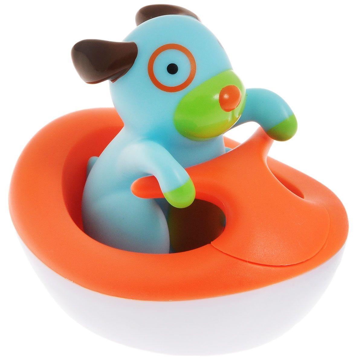 Игрушка для ванной - Щенок на гидроциклеИгрушки для ванной<br>Игрушка для ванной - Щенок на гидроцикле<br>