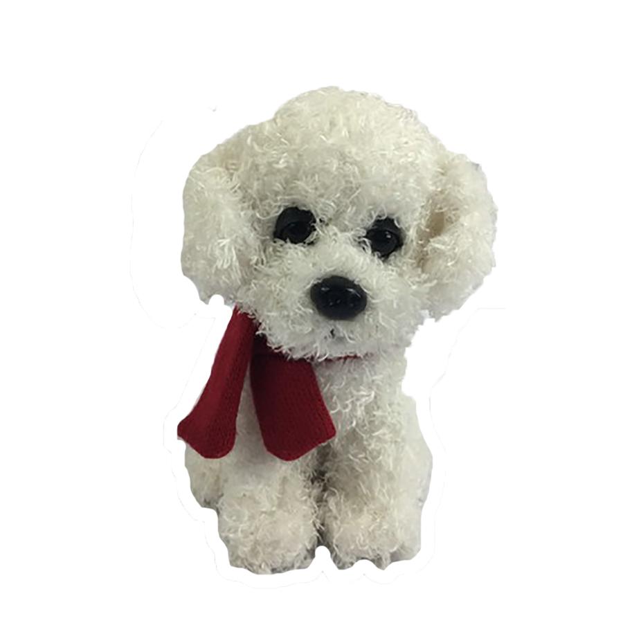 Собака с шарфиком, 16 смСобаки<br>Собака с шарфиком, 16 см<br>