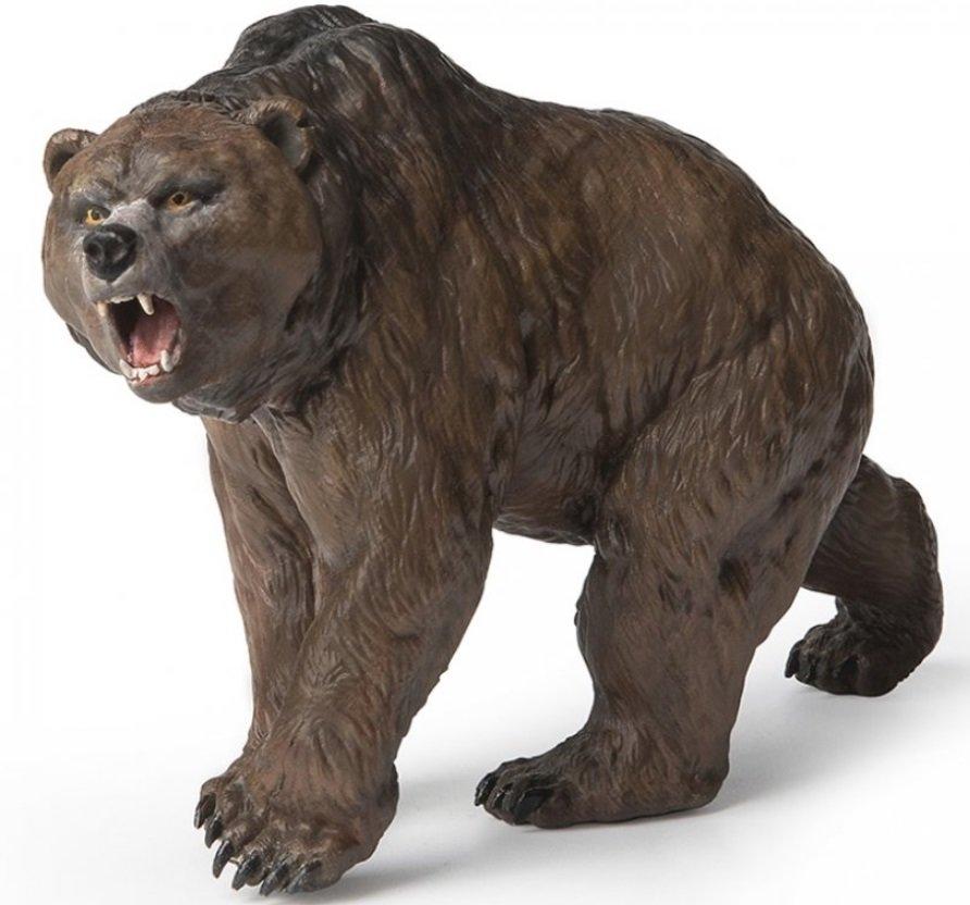 Игровая фигурка - Пещерный медведь фото