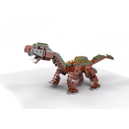 Купить Конструктор Динозавр, 138 деталей, BanBao