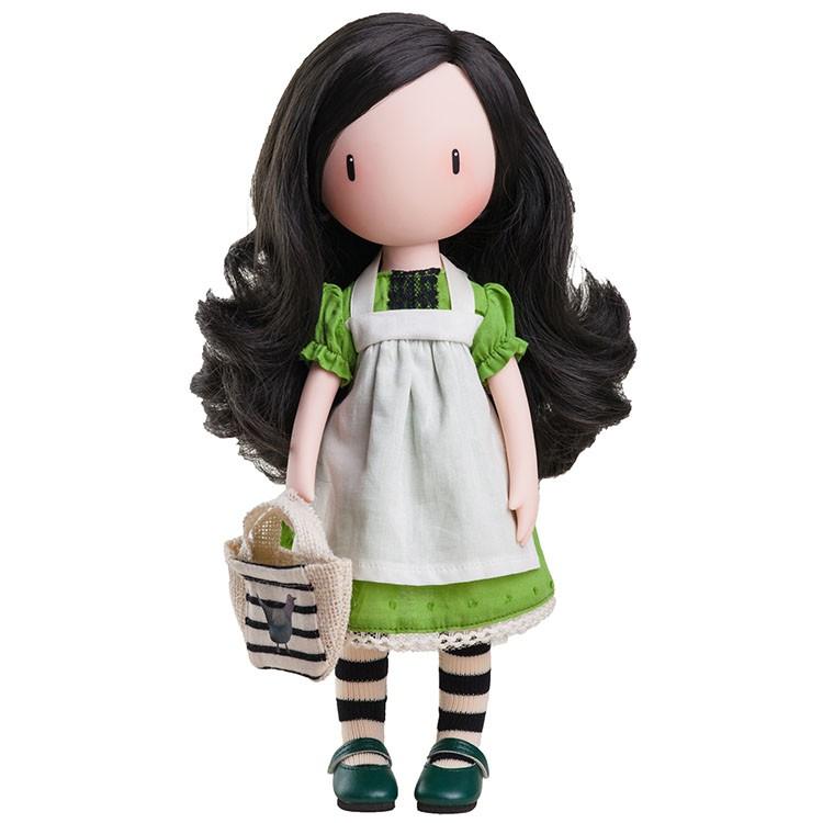 Кукла Горджусс – На вершине мира, 32 см., Paola Reina, Gorjuss Santoro London, 04908 фото