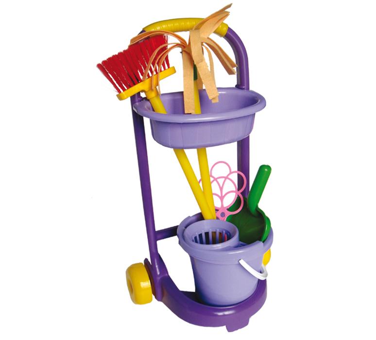 Игровой набор - Золушка №4Уборка дома, стирка, глажка<br>Игровой набор - Золушка №4<br>