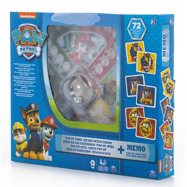 Игровой набор Spin Master 2 в 1 Щенячий Патруль - Щенячий патруль (Paw Patrol), артикул: 160205
