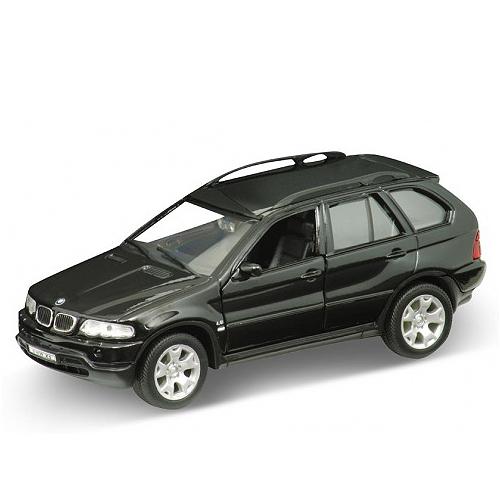 Коллекционная машинка BMW X5, масштаб 1:31