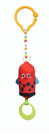 Подвесная игрушка Божья коровкаРазвивающие игрушки Tiny Love<br>Подвесная игрушка Божья коровка<br>