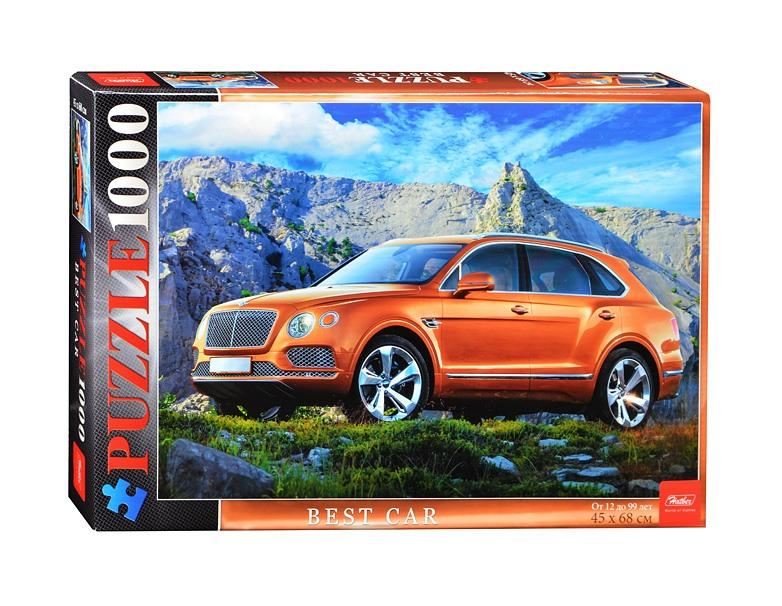 Пазл 1000 элементов – Elite Car
