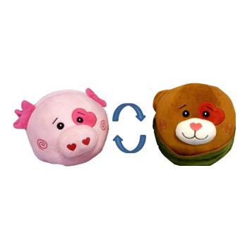 Купить Мягкая игрушка – Щенок/Свинка, 16 см, Играем вместе