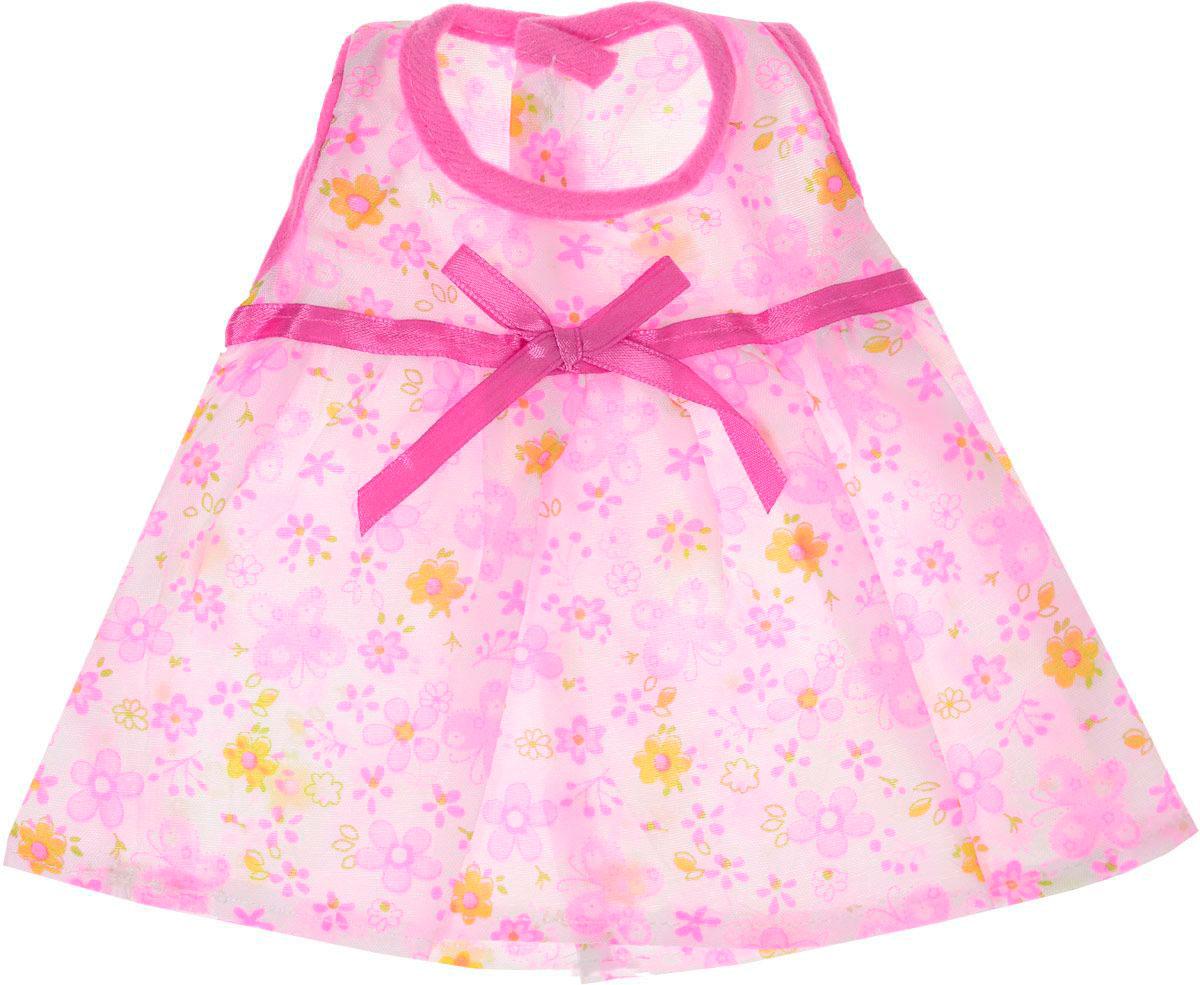 Купить Одежда для кукол: платье в цветочек, 2 вида, JUNFA TOYS