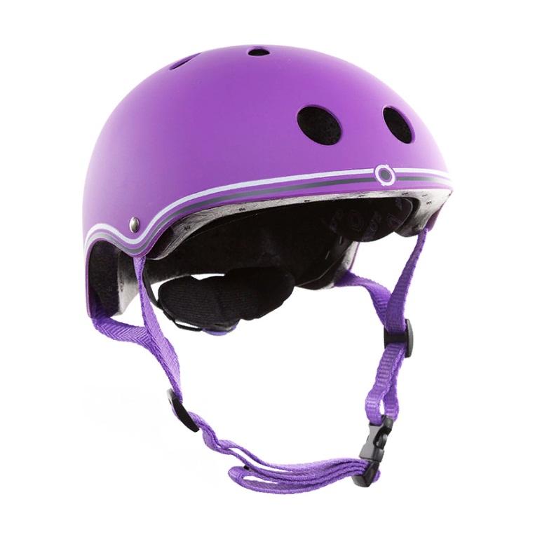 Купить Шлем Globber - Junior XS/S, 51-54 см, фиолетовый