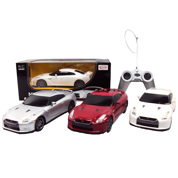 Радиоуправляемая машина - Nissan GTR, 1:24Машины на р/у<br>Радиоуправляемая машина - Nissan GTR, 1:24<br>