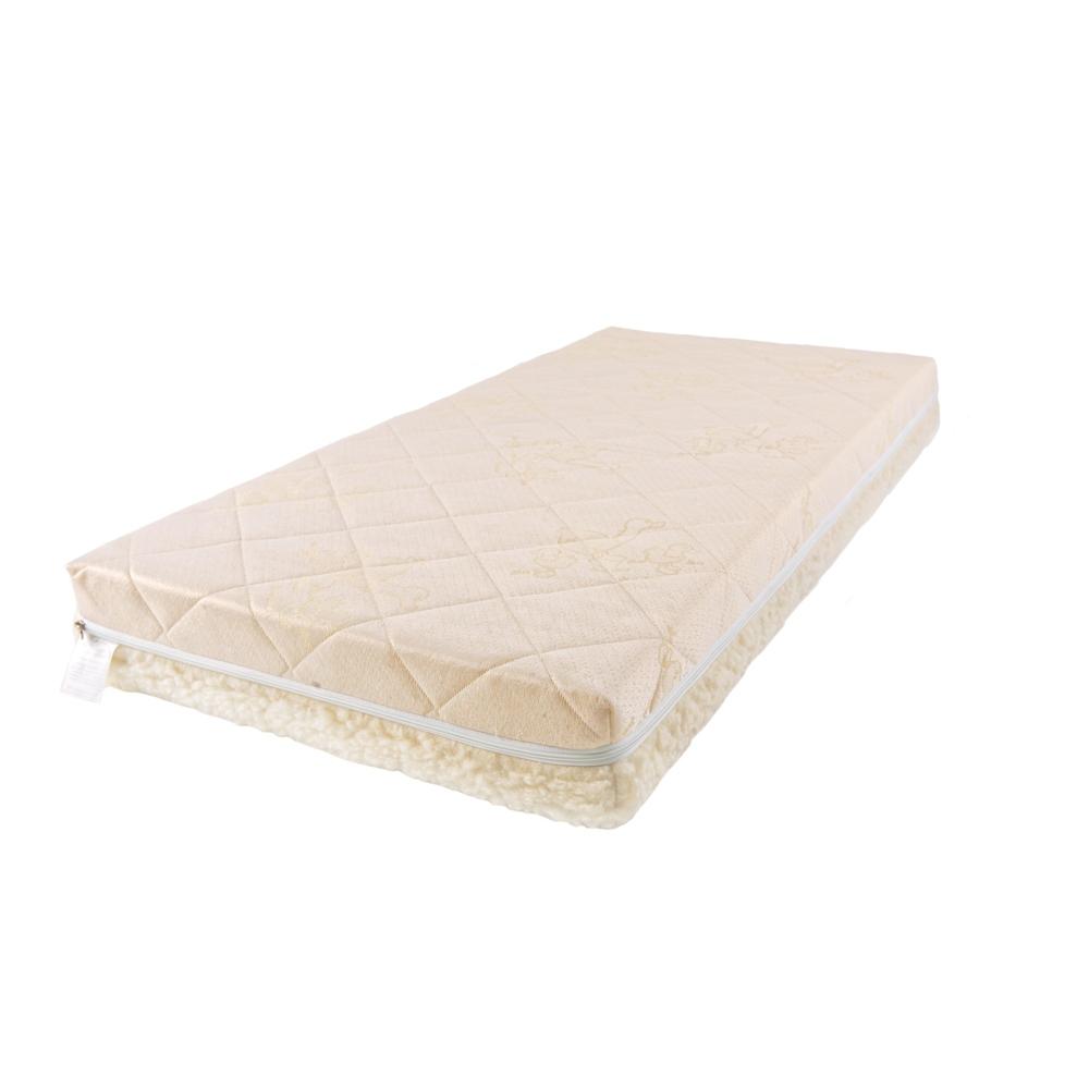 Детский матрас класса Люкс BabySleep - BioLatex CottonМатрасы, одеяла, подушки<br>Детский матрас класса Люкс BabySleep - BioLatex Cotton<br>
