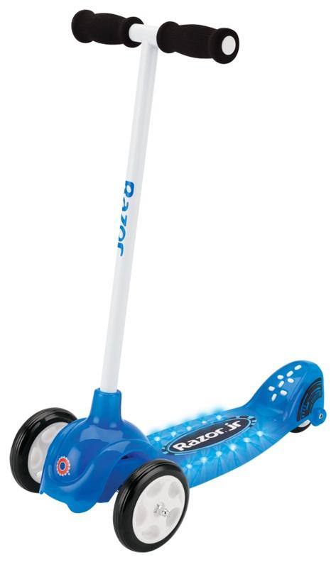Трёхколёсный самокат Lil Tek, синийТрехколесные самокаты<br>Трёхколёсный самокат Lil Tek, синий<br>
