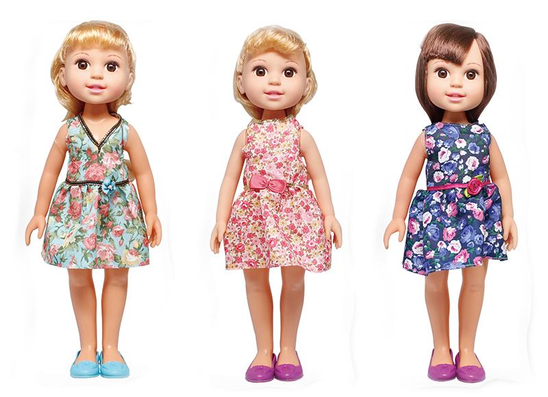 Кукла из серии Времена года, 35 см., 3 вида )Пупсы<br>Кукла из серии Времена года, 35 см., 3 вида )<br>