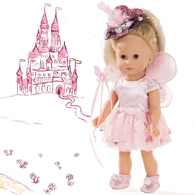 Кукла Паула в костюме феи Götz