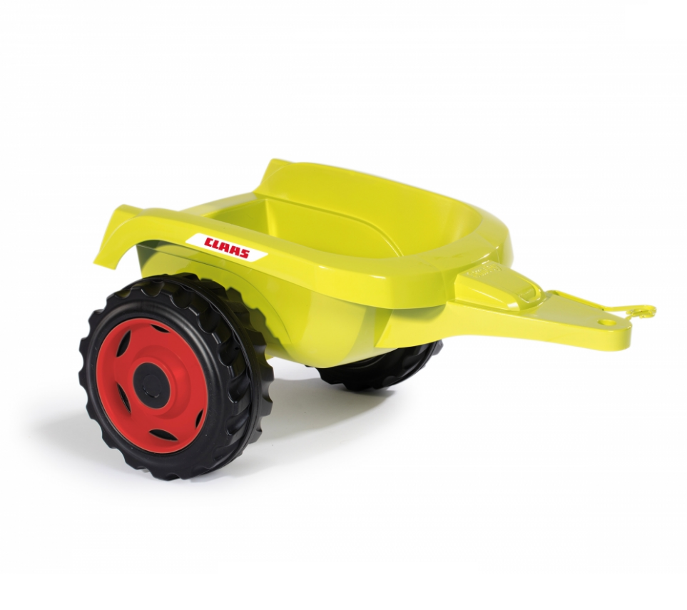 smoby трактор педальный xxl с прицепом отзывы