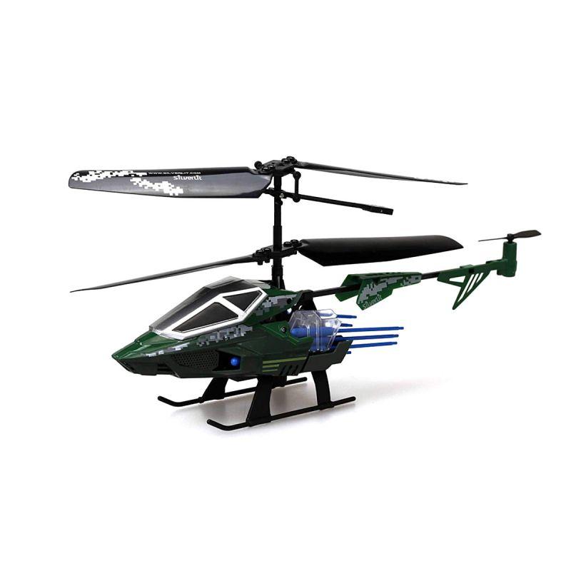 3-х канальный вертолет Silverlit Heli Sniper 2 со стреламиРадиоуправляемые вертолеты<br>3-х канальный вертолет Silverlit Heli Sniper 2 со стрелами<br>