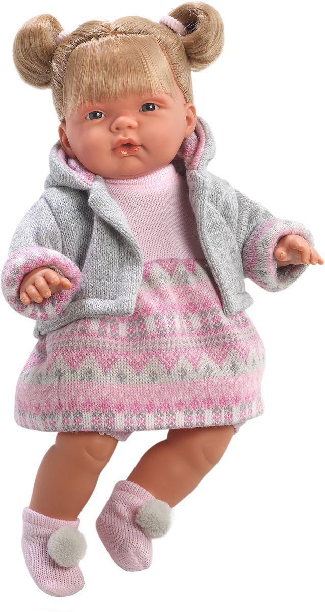 Кукла Рут со звуком 38 смИспанские куклы Llorens Juan, S.L.<br>Кукла Рут со звуком 38 см<br>