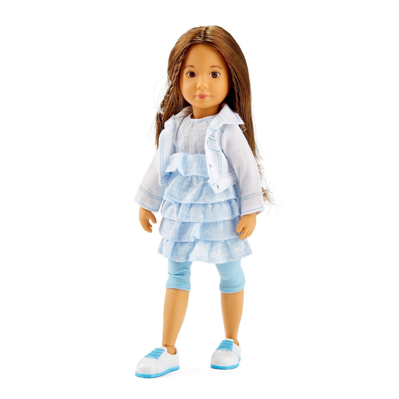 Кукла София в повседневной одежде, 23 см. Kathe Kruse