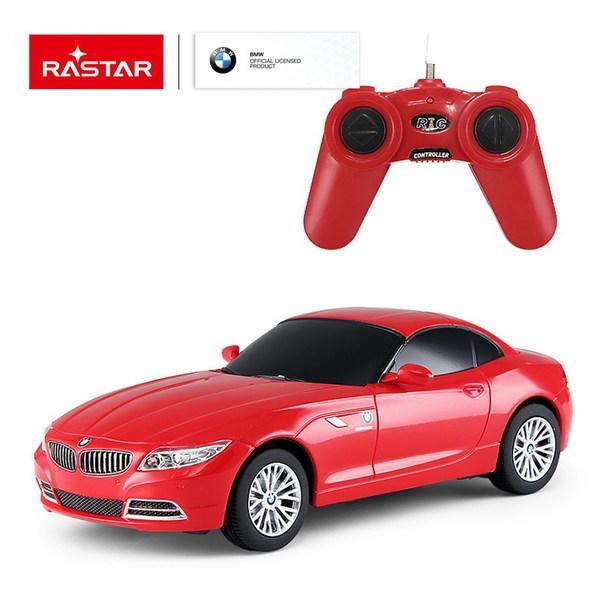 картинка Машина на радиоуправлении 1:24 BMW Z4, цвет – красный от магазина Bebikam.ru