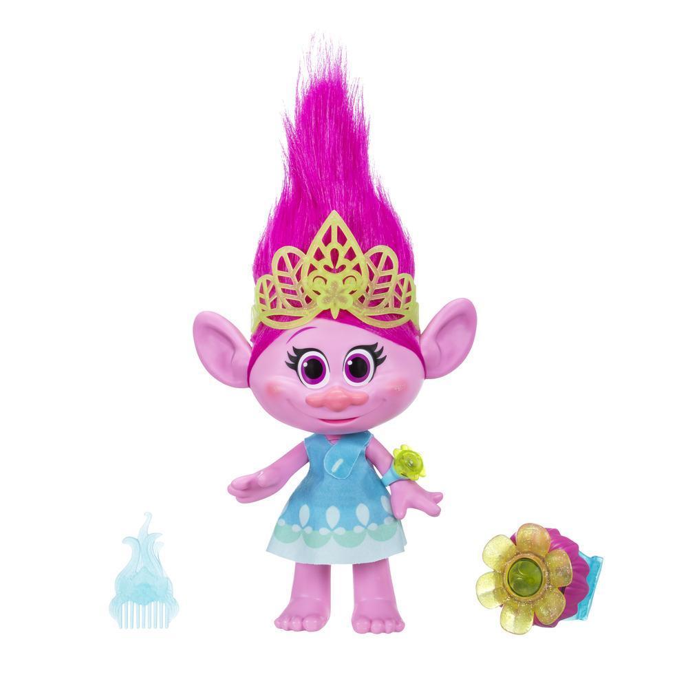 Игрушка Тролли  Поющая Поппи - Тролли игрушки, артикул: 166873
