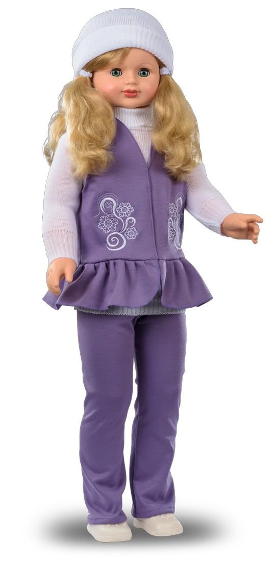 Кукла Снежана 9, звукРусские куклы фабрики Весна<br>Кукла Снежана 9, звук<br>