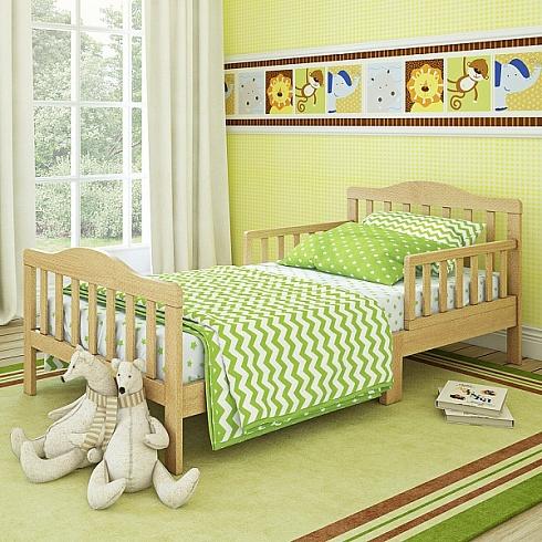 Кровать для дошкольников Candy размер 150 х 70 см, цвет - натуральныйДетские кровати и мягкая мебель<br>Кровать для дошкольников Candy размер 150 х 70 см, цвет - натуральный<br>