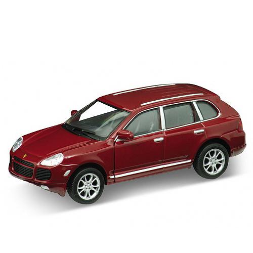 Коллекционная машинка Porsche Cayenne Turbo, масштаб 1:31Porsche<br>Коллекционная машинка Porsche Cayenne Turbo, масштаб 1:31<br>