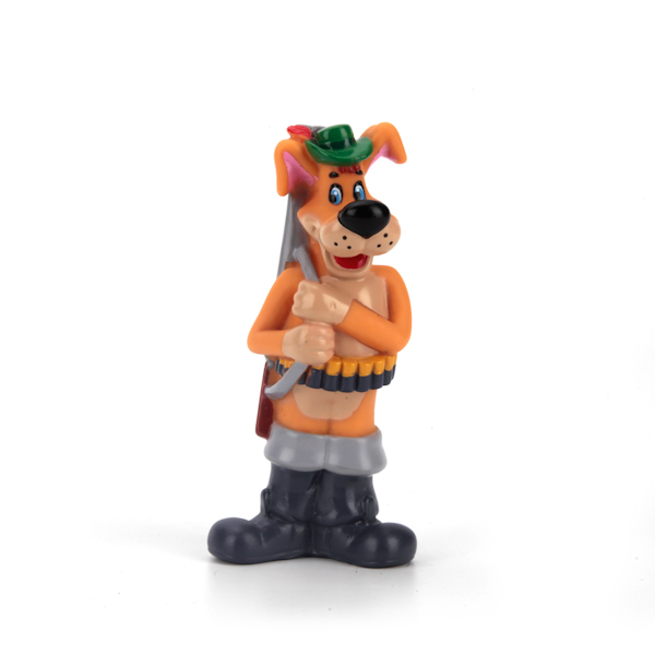Фигурка для ванной - собака ШарикРезиновые игрушки<br>Фигурка для ванной - собака Шарик<br>