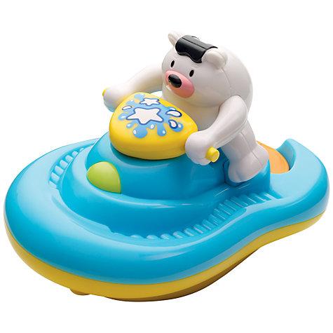 Игрушка для ванной - Медвежонок на катере фото