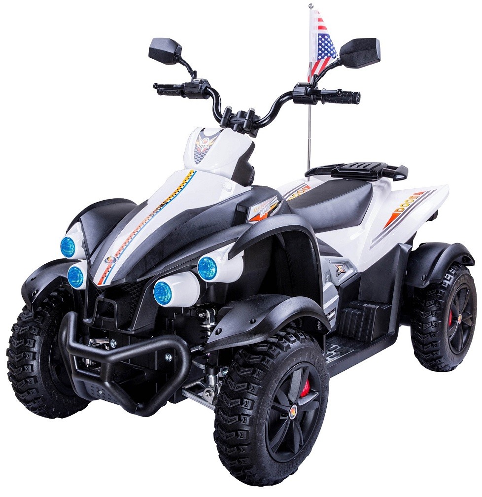 Купить Квадроцикл 268b ToyLand, цвет белый