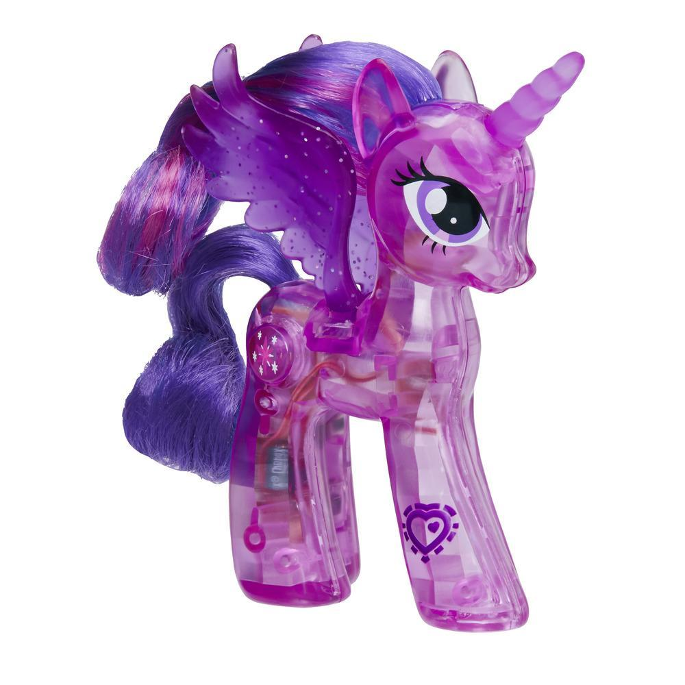 Фигурка пони Сияющая Принцесса Твайлайт СпарклМоя маленькая пони (My Little Pony)<br>Фигурка пони Сияющая Принцесса Твайлайт Спаркл<br>