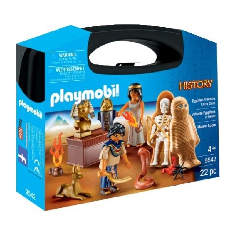 Купить Конструктор Playmobil. Возьми с собой: Египет